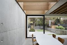Morehampton Road by ODOS Architects Interior Photo, Interior Design, Interlocking Flooring, Internal Courtyard, Victorian Terrace, House Extensions, Flat Roof, Pavilion, Dublin