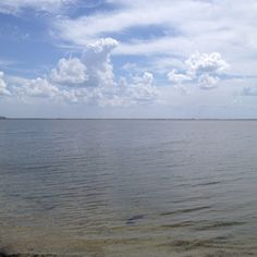 Tyler & I went kayaking here. It was relaxing trip. The Banana River Cocoa Beach Fl