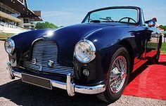 1953 Aston Martin DB2 DHC | Flickr - Photo Sharing!