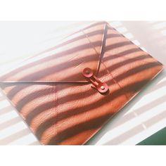 Kushn Envelope Laptop Sleeve // www.kushn.co.za