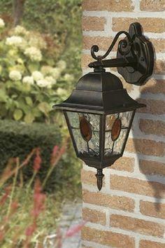 Wandlamp Massive Outdoor Munchen 151714210 - Massive buitenverlichting - Lamp123.nl