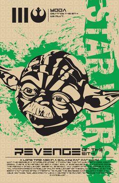 Star Wars - Yoda by Kegan Rivers