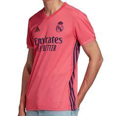 Camiseta adidas 2a Real Madrid 2020 2021 | futbolmania Adidas Real Madrid, Sports, Mens Tops, T Shirt, Club, Real Madrid Goalkeeper, Real Madrid Players, Adidas Logo, T Shirts