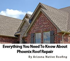 Things To Consider When Hiring A Phoenix Roofer   YouTube | Roofing  Contractors | Pinterest | Roofing Contractors