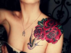 100 Pretty Swallow Tattoo Designs & Meanings