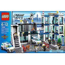 Walmart: LEGO City Police Station Play Set