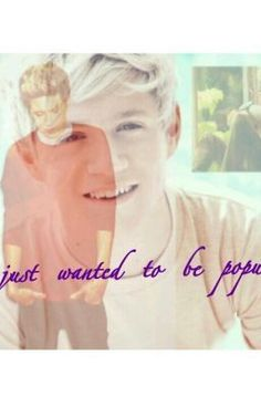 """He just wanted to be popular"" by 1Diccted #NiallHoran #Wattpad #Niall #Horan #FanFiction"