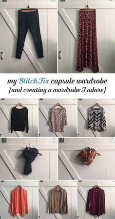 My Stitch Fix capsul