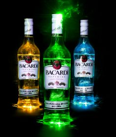 Bacardi - an eternal classic.