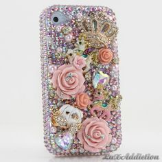 OMG in luv w/ this case by Lux addiction!!!