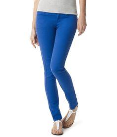 Colored Ultra Skinny Jean