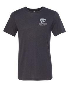 KSU Canvas Striped T-Shirt - Women  | K-State Super Store
