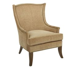 Bombay & Co, Inc.::SEATING::Upholstered Chairs::Alsbrook Occasional Chair $549
