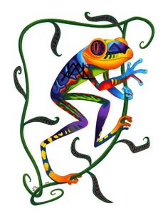 The Art of Jillian Lambert  : the magnificent animals and colored oaxacan