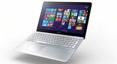 Sony Vaio Fit Windows 8 Notebook