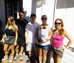 Bryony, Daniel, Jamie, Jane & Catherine #Lostcitytrek #Cultures #Adventures #Welovetravel #Nature