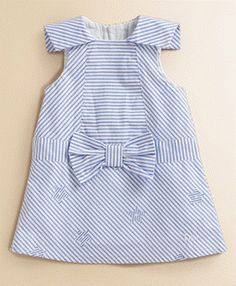 Stars and stripes sailor dress :)