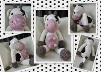 Made by Marieke: Gehaakte knuffels