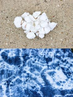 DIY Shibori Indigo Dyeing Tutorial In Color Order: DIY Shibori Indigo Dyeing Tutorial<br> A comprehensive guide to Shibori Indigo Fabric Dyeing techniques for beginners. Lots of before and after resist methods included. Fabric Dyeing Techniques, Tie Dye Techniques, Techniques Couture, Tie Dye Tutorial, How To Tie Dye, How To Dye Fabric, Dyeing Fabric, Diy Ombre, Tie Dye Sheets