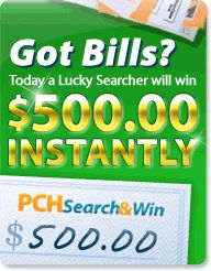 PCH Search & Win: affordable dentures without insurance