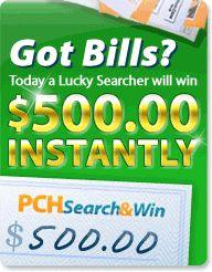 PCH Search & Win: trivita