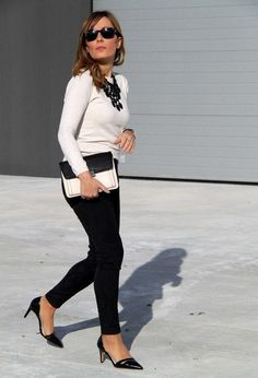 Trendy Business Casual Work Outfits For Woman 19