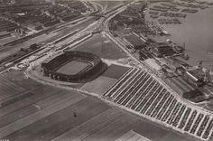 Stadium Feyenoord ('De Kuip'), Rotterdam, 1937