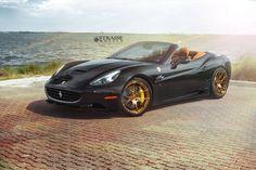 Nero Daytona Ferrari California