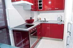 ... Mini Kitchen, Furniture Design, Kitchen Cabinets, House Design, Kitchens, Home Decor, Houses, Decoration Home, Room Decor