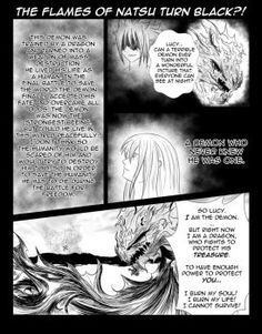 The moment you saw Zeref for the first time in this doujin was the momen. FAIRYTAIL - Battle of Ishgar - P 31 (NaLu Doujin) Zeref, Fairytail, Nalu Comics, Fairy Tail Couples, Battle, In This Moment, Deviantart, Fan, Fictional Characters