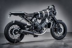The original Brough Superior SS100 is a motorcycle that needs no introduction to anyone well versed with British history, T.E. Lawrence (Lawrence of Arabia) famously met his end whilst riding an SS100 and swerving to avoid hitting two boys cycling on the road. The company's creations were famously built to such an exacting standard that...