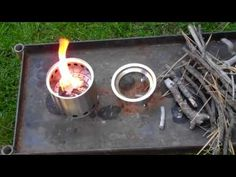 Survival Gear Review: The Solo Stove biomass backpacking stove