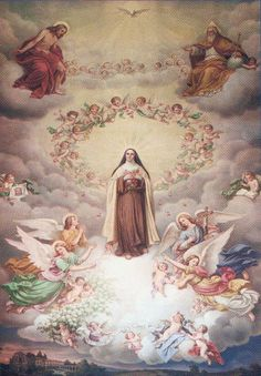 st theresa the little flower - Bing Images