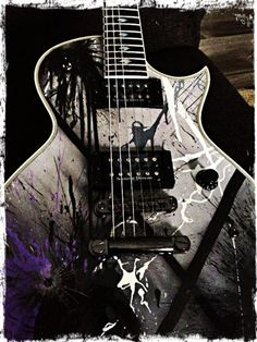 axestasy:    This is Gus G's custom ESP guitar loaded with the signature Gus G Seymour Duncan pick ups! rrrrrrrrrrrrrrrrrrrrrrrrrrrrrawk \m/
