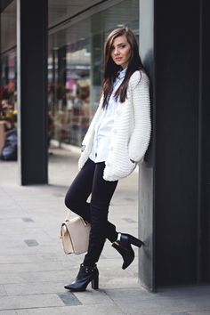 Chic casual – Mysterious Girl