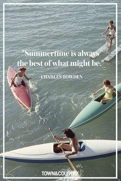 10 of the Best Quotes About Summer