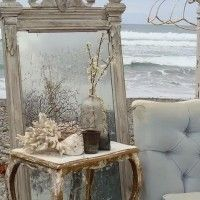 4 Attractive Hacks: Shabby Chic Mirror Sweets shabby chic home decorations.Shabby Chic White Old Windows shabby chic living room curtains. Cocina Shabby Chic, Estilo Shabby Chic, Shabby Chic Kitchen, Shabby Chic Homes, Shabby Chic Beach, Shabby Chic Decor, Rustic Decor, Boho Chic, Rustic Wood