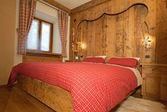 Interni in legno massello, arredamenti in stile tradizionale e moderno Trentino