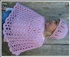 10 FREE Children's Poncho Crochet Patterns | The Steady Hand