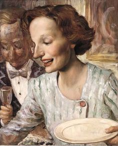 The genius of John Currin. Contemporary Renaissance.