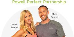 Work with Chris & Heidi Powell of Extreme Weight Loss on ABC and transform your body with their specially formulated products used on the show