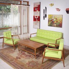 Desain Ruang Tamu Klasik