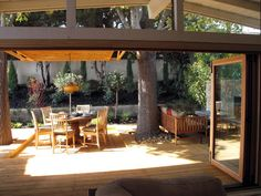 Relaxing with friends and family is a breeze in outdoor rooms that are perfect for entertaining.