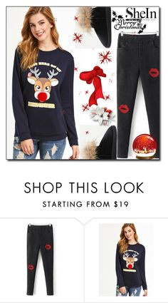 """SheIn 4 / IV"" by emina136 ❤ liked on Polyvore"