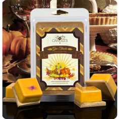 Perfect scent for thanksgiving day  https://www.jewelryincandles.com/store/amartinez