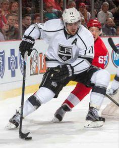 Anze Kopitar vs Detroit November 2015. La Kings Hockey, Los Angeles Kings, November 2015, Ice Hockey, Nhl, Detroit, Punk, Style, Swag