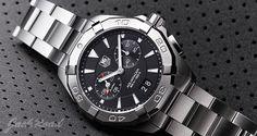 TAG HEUER Aquaracer Watch Alarm/ Ref.WAY111Z.BA0928