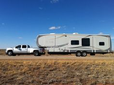"""We are often asked """"how do you do it? What do you live in?"""" So, we decided to create a page dedicated to our hardworking rig that keeps up with us across the country! Our setup:2011 Chevrolet 3500...."""
