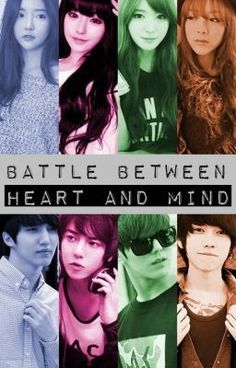 """""""Teen Clash Battle between Heart and Mind - Prologue"""" by iDangs - """"TEEN CLASH BOOK Just when you thought they finally got their happily-ever-after, a twist in the s…"""" Wattpad Book Covers, Wattpad Books, Wattpad Stories, Teen Fiction Books, The Clash, Heart And Mind, Happily Ever After, Battle, Mindfulness"""