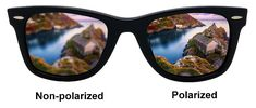 Change your view with polarized sunglasses — Teletype